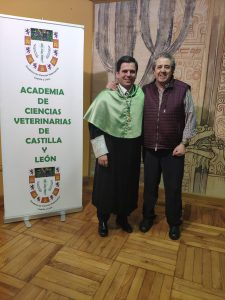 Carlos Díez Valle Academia Ciencias Veterinarias CyL