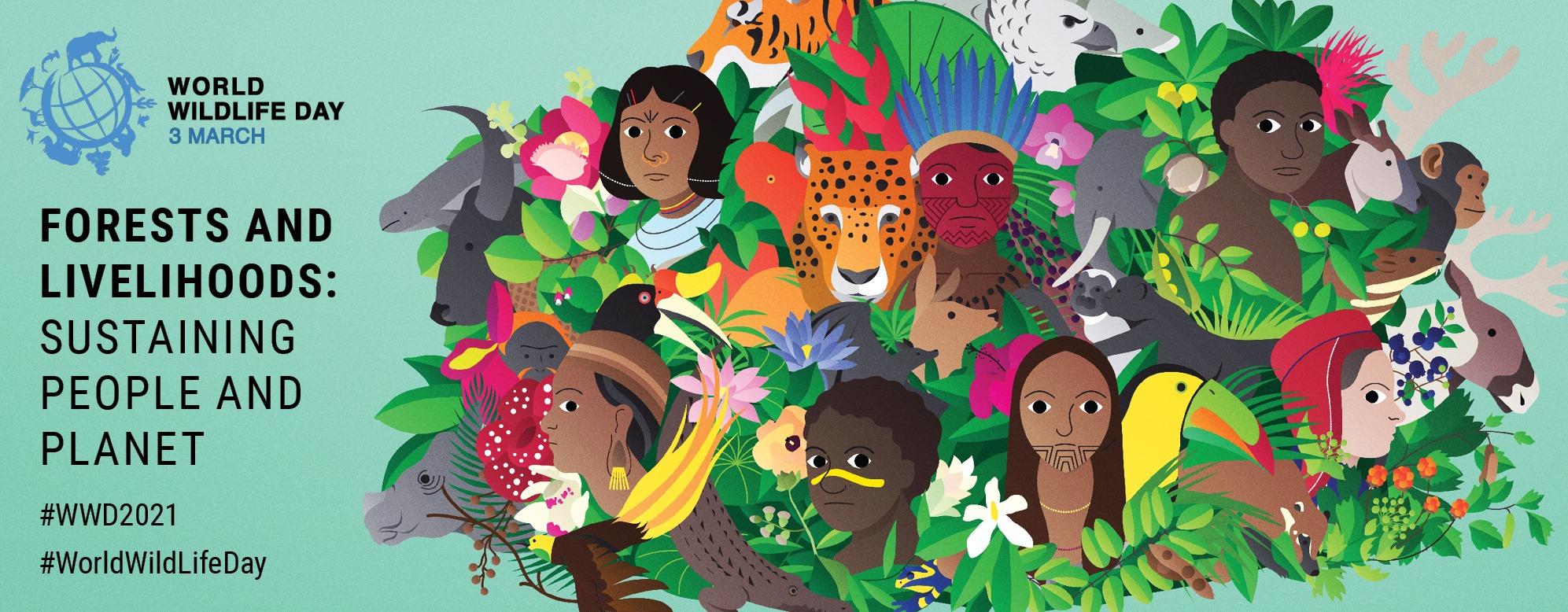 Dia Mundial Naturaleza 2021